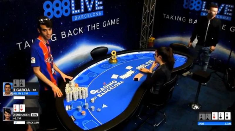 Andrea in heads up contro Rodriguez