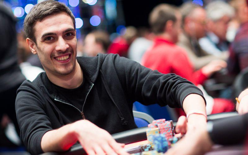 Il secondo in classifica: Gianluca Speranza